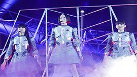Perfume、大阪でドームツアーをスタート