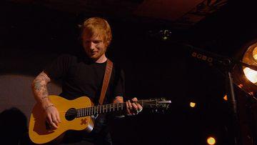 Storytellers Ed Sheeran Live!
