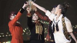 2NE1-CMスポット映像