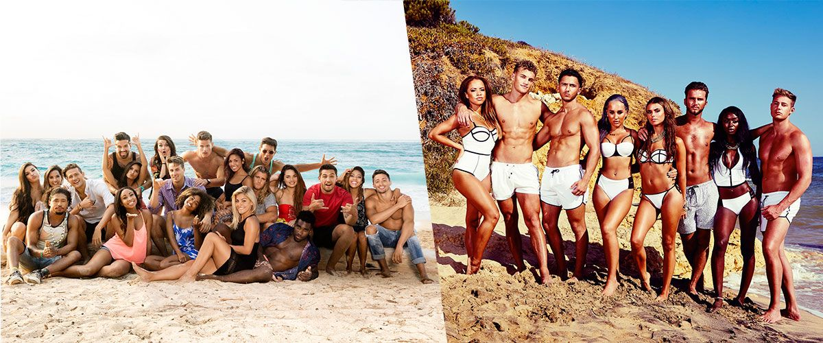 ARE YOU THE ONE?/EX ON THE BEACH