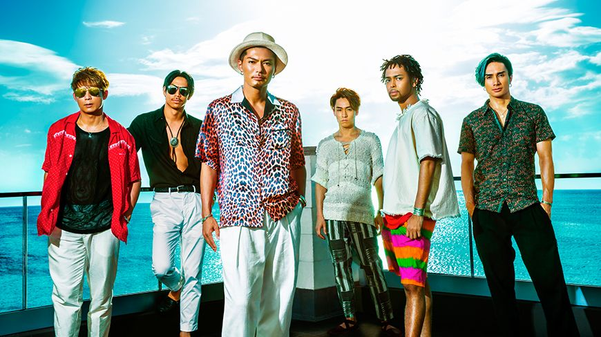 EXILE THE SECOND Video & Live Special