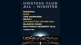 HOSTESS CLUB ALL-NIGHTER、第二弾アーティストを発表
