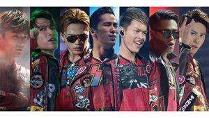 三代目 J Soul Brothers LIVE TOUR 2014「BLUE IMPACT」& 三代目 J Soul Brothers LIVE TOUR 2015「BLUE PLANET」Live Collection