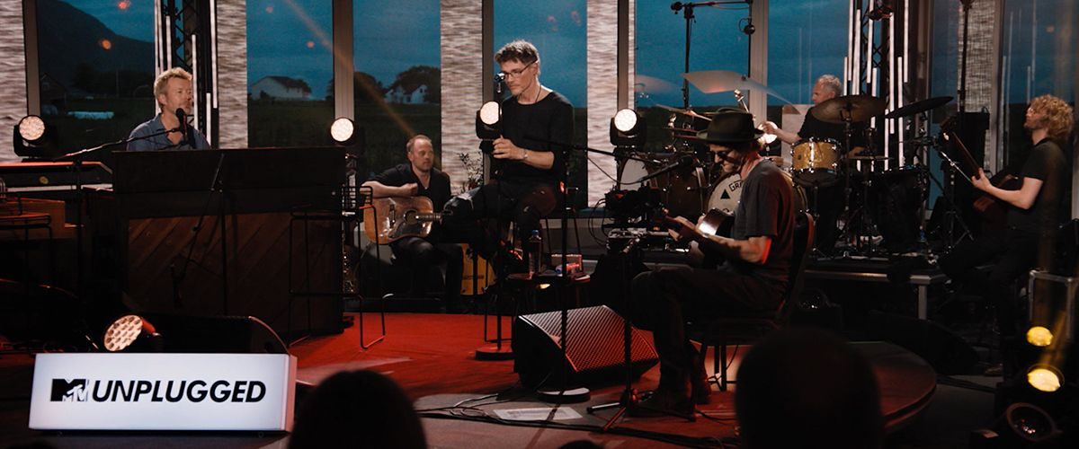 MTV Unplugged: アーハ