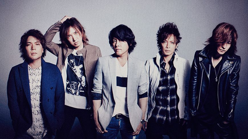 LUNA SEA Live Selection