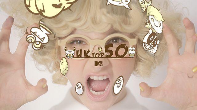 UK Top50/20/10