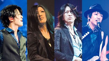 GLAY Live Selection