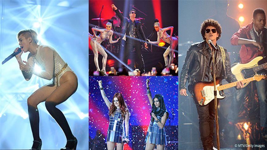 MTV EMA 2013 Main Show