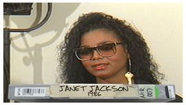 ジャネット・ジャクソン(1986)
