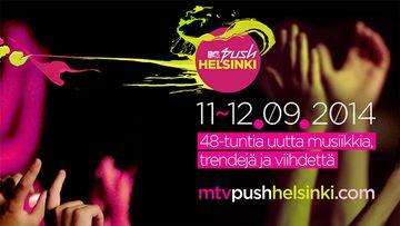 MTV PUSH HELSINKI