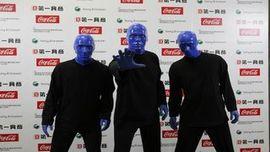 インタビュー速報 BLUE MAN GROUP