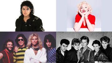 MTVが選ぶ! 洋楽80'sベストソング Top100