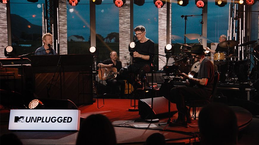 MTV Unplugged: アーハ