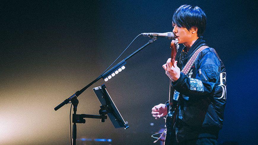 MTV LIVE: 尾崎裕哉 -LET FREEDOM RING TOUR 2017-
