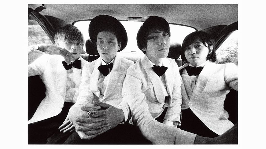 THE BAWDIES VideoSelects