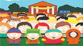 過激でお騒がせアニメーション、SOUTH PARKがMTVに登場!!