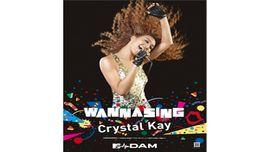 MTV×DAM WANNASING Crystal Kay CMスポット