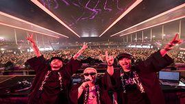 世界最大級のダンスミュージックフェス「Tomorrowland」に日本からPKCZ®が初参戦!