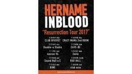 HER NAME IN BLOOD、活動再開を発表