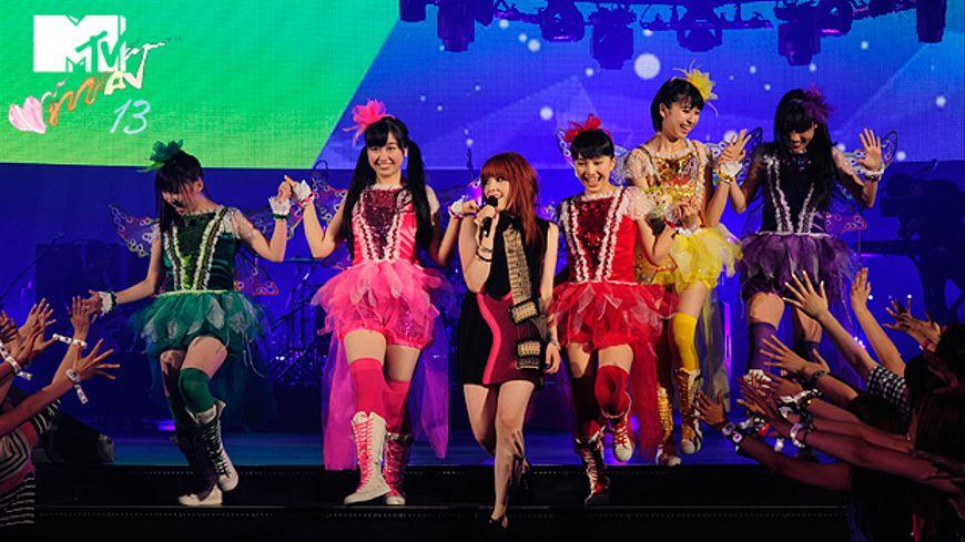 MTV VMAJ 2013 Main Show