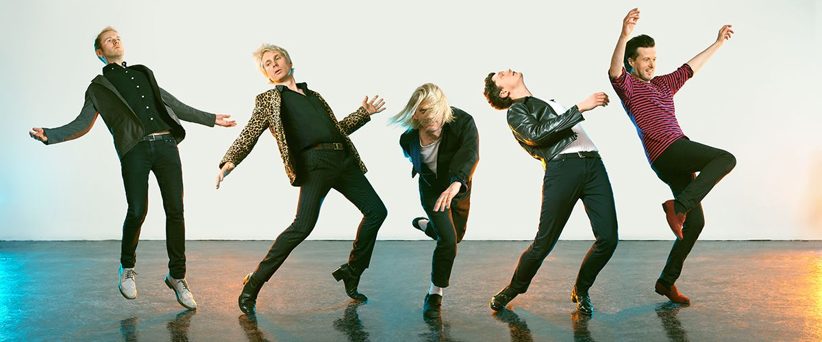 FRANZ FERDINAND | ARTIST OF THE MONTH