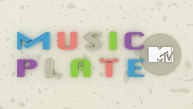 MUSIC PLATE