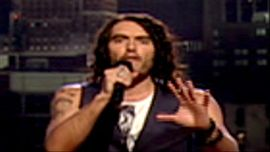 Russell Brand Introduces Jay-Z