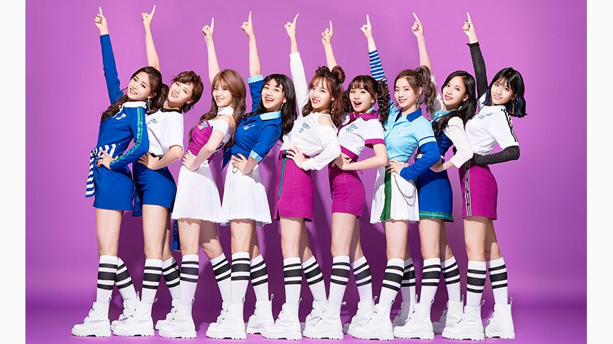 TWICE VideoSelects