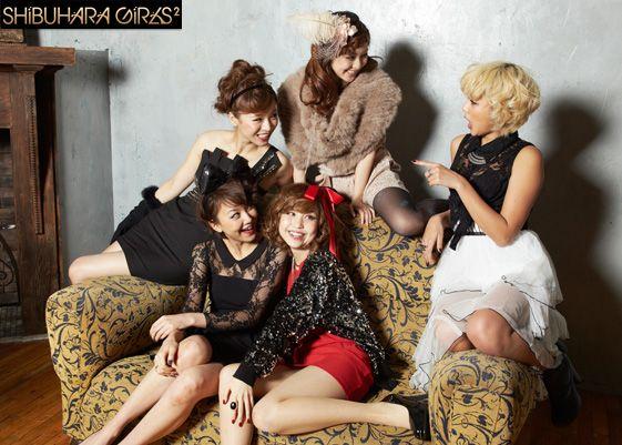 SHIBUHARA GIRLS 2
