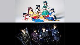 「MTV LIVE MATCH」第三弾にでんぱ組.incとKEYTALKの出演が決定!
