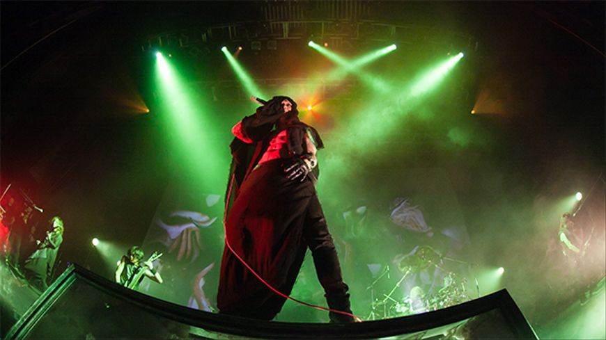 MTV LIVE:DIR EN GREY - TOUR 14-15 BY THE GRACE OF GOD -