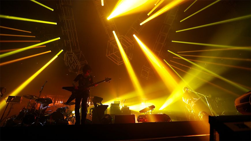BOOM BOOM SATELLITES LiveSelects