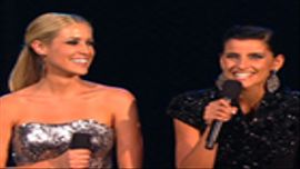 Nelly Furtado, Kristin Cavallari Present Best Pop Video Nominees