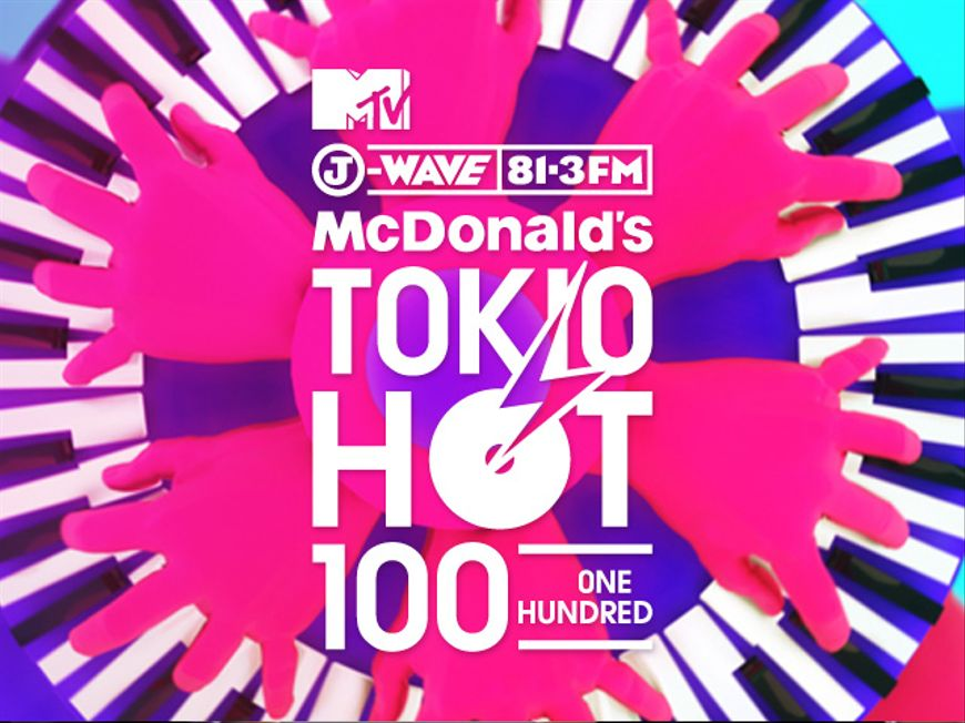 MTV×J-WAVE TOKIO HOT 100