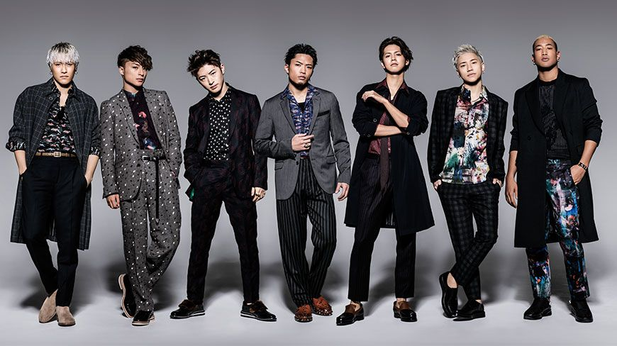 GENERATIONS from EXILE TRIBE Video & Live Special