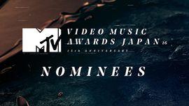 MTV VMAJ 2016 Nominees
