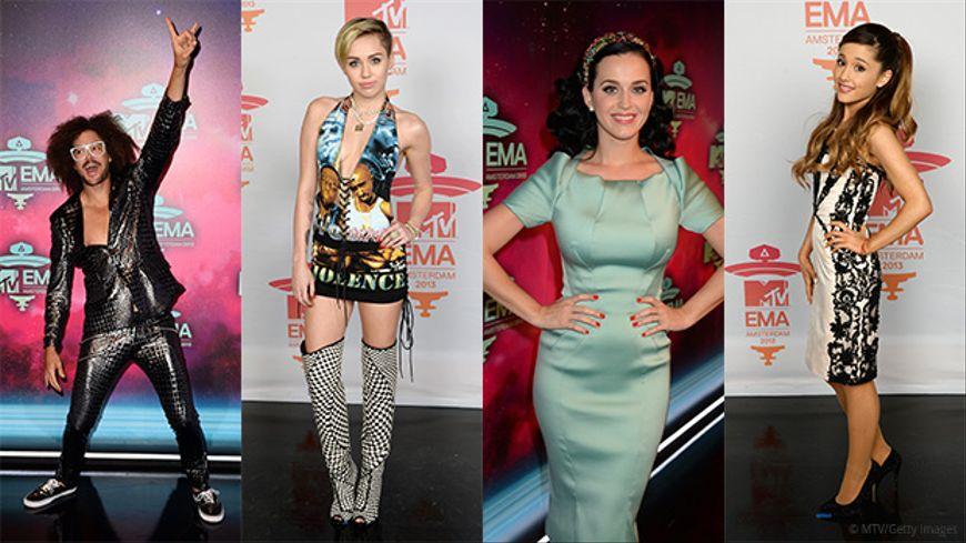MTV EMA 2013 Pre-Show