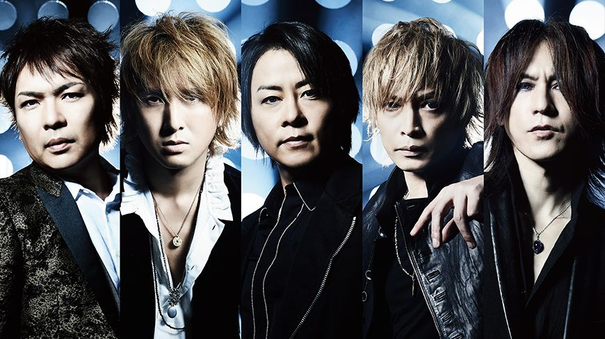 LUNA SEA The Anniversary VideoSelects