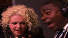 Tracy Morgan, Eminem, Cyndi Lauper Team Up