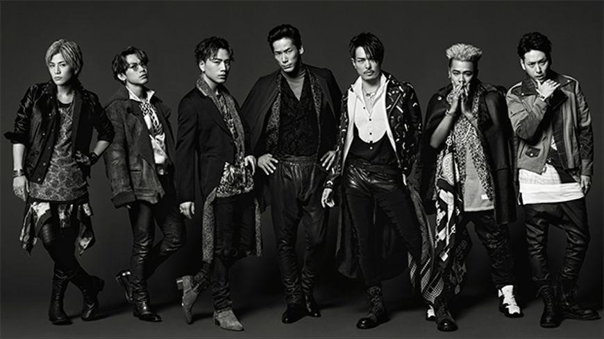三代目 J Soul Brothers from EXILE TRIBE VideoSelects