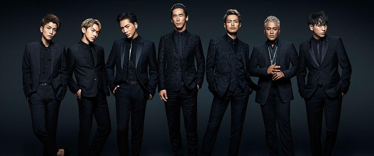 三代目 J Soul Brothers from EXILE TRIBE Live Selection