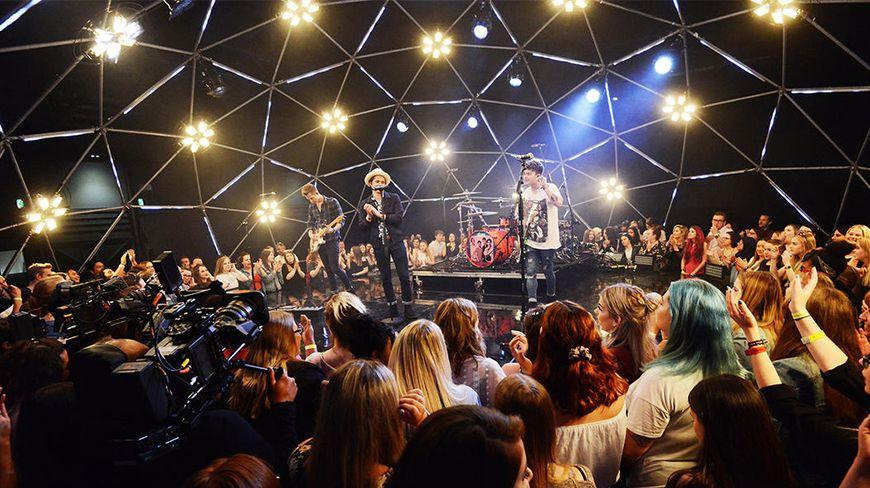 MTV LIVE STAGE: ザ・ヴァンプス