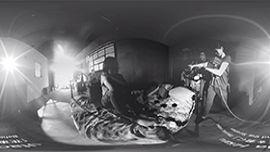 宇多田ヒカル、「花束を君に」の360度メイキング映像公開