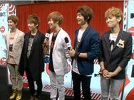 SHINee [RED LOUNGE INTERVIEW]