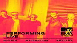 2016 MTV EMA ワンリパブリックの出演決定
