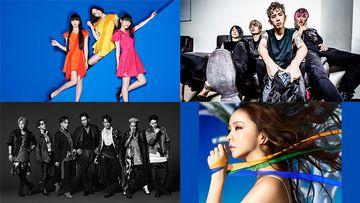 J-POP LIVE COLLECTION #1