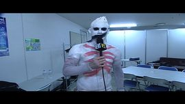 SUMMER SONIC 09 インタビュー: Wes Borland (Limp Bizkit)