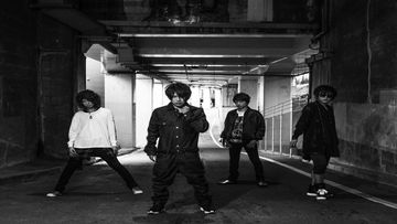 YOMI(NIGHTMARE)ソロプロジェクトバンド、TAKE NO BREAKの全貌が明らかに。メンバー全員による最速ロング・インタビュー前編と後編を公開!