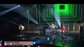 """GREEN DAY """"Know Your Enemy"""" (Live Performance)"""