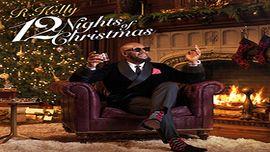 R.ケリー、全曲書き下ろしのクリスマスアルバム発売